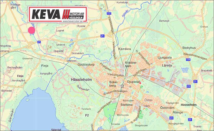 karta hässleholm Hitta hit | Keva Motor i Hässleholm | Husqvarna | Husaberg  karta hässleholm